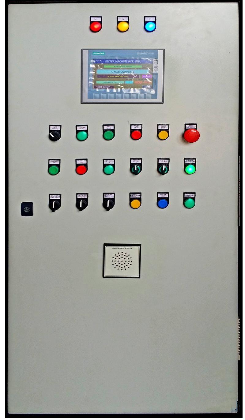cuadro eléctrico filtro prensa automatico